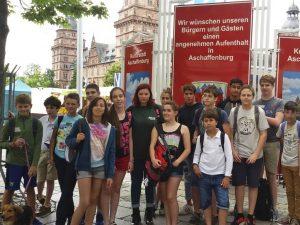 Curso de verano de alemán en Aschaffenburg 1