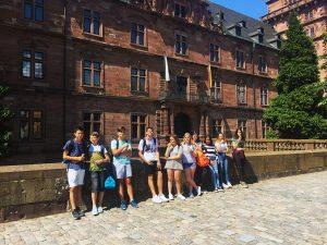Curso de verano de alemán en Aschaffenburg 11