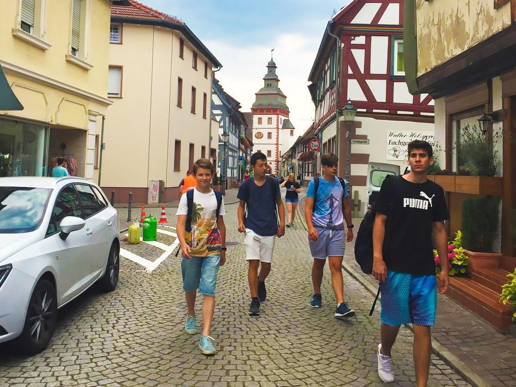 Curso de verano de alemán en Aschaffenburg 15