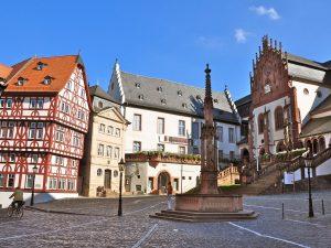 Curso de verano de alemán en Aschaffenburg 2