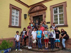 Curso de verano de alemán en Aschaffenburg 3