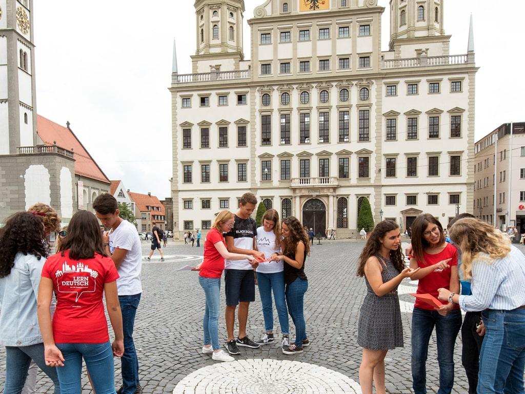 Curso de verano de alemán en Augsburg 12