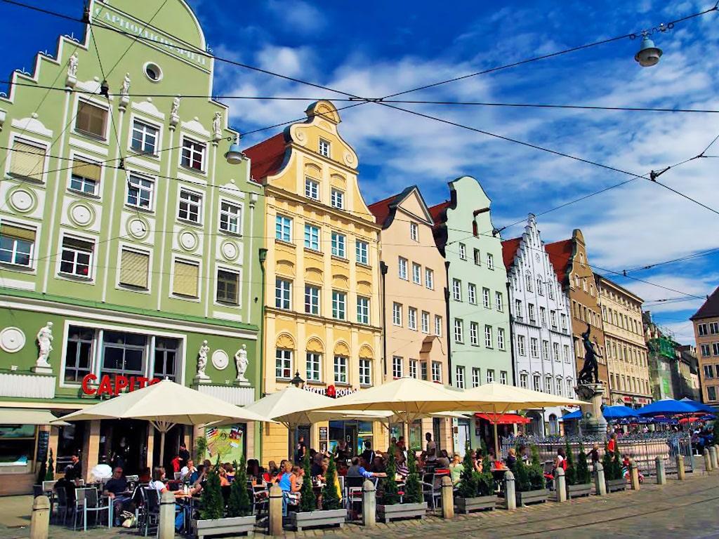 Curso de verano de alemán en Augsburg 13