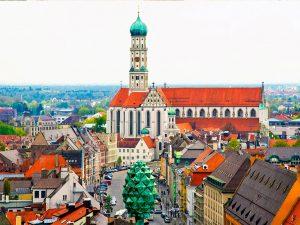 Curso de verano de alemán en Augsburg 18