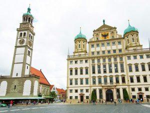 Curso de verano de alemán en Augsburg 20