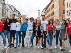 Curso de verano de alemán en Augsburg 3