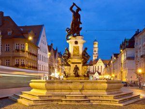 Curso de verano de alemán en Augsburg 7