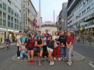 Curso de verano de alemán en Berlín 1