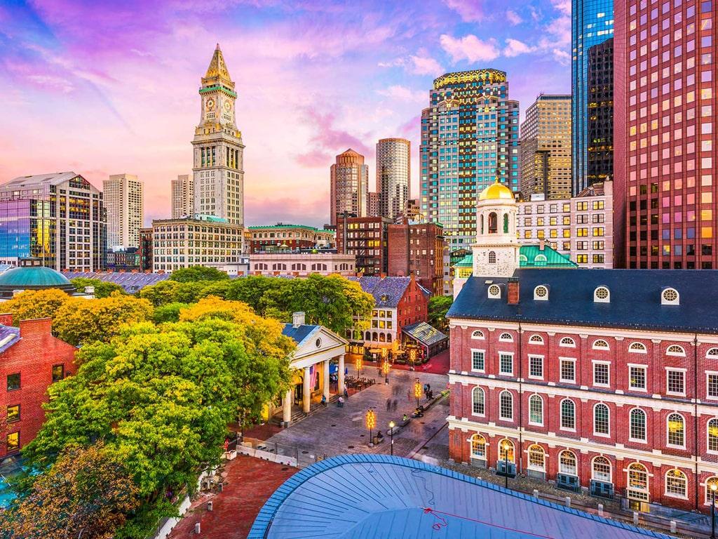 Curso de preparación de SAT en Boston 1