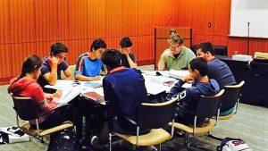 Curso de preparación de SAT en Boston 5