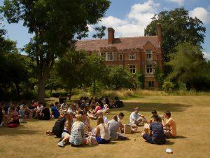 Curso de verano de inglés en Cambridge en residencia 12
