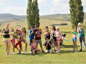 Campamento de inglés en la sierra de Gredos 1