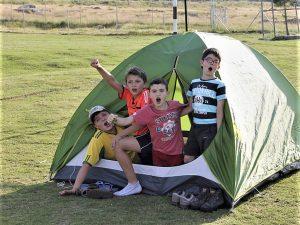 Campamento de inglés en la sierra de Gredos 12