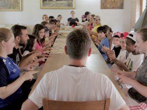 Campamento de inglés en la sierra de Gredos 15