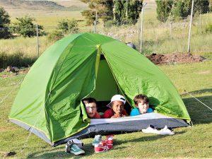 Campamento de inglés en la sierra de Gredos 4