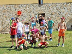 Campamento de inglés en la sierra de Gredos 5