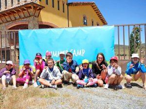 Campamento de inglés en la sierra de Gredos 7