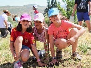Campamento de inglés en la sierra de Gredos 9