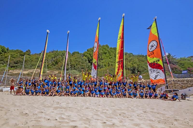 Campamento de verano en Jerez de la Frontera 13