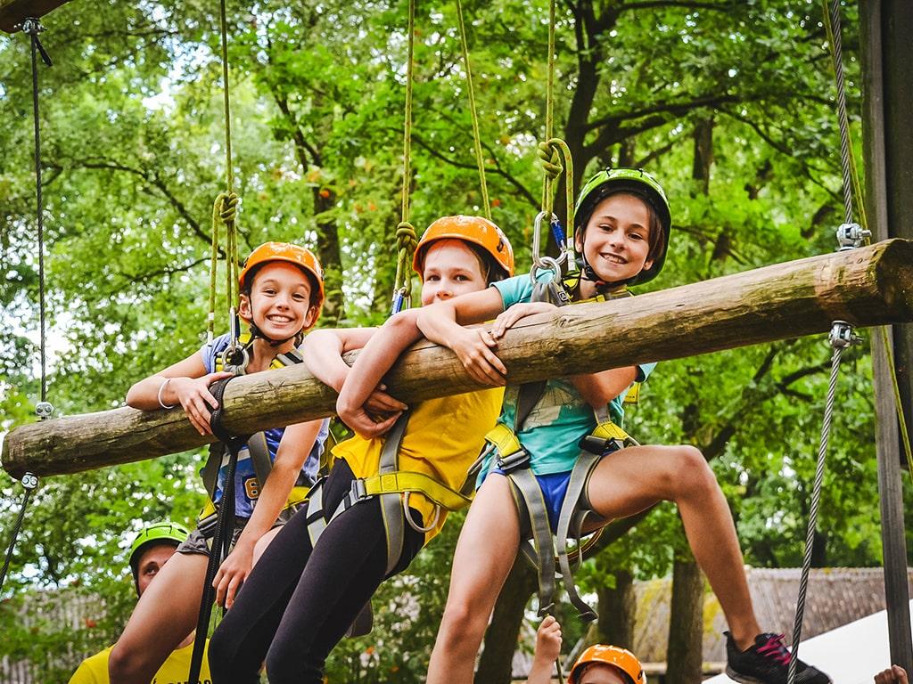 Campamento de verano con niños alemanes 1