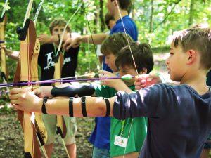 Campamento de verano con niños alemanes 10