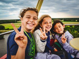 Campamento de verano con niños alemanes 12