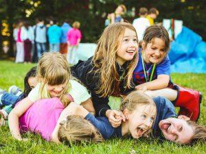 Campamento de verano con niños alemanes 14