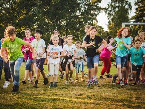 Campamento de verano con niños alemanes 6