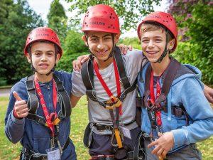 Campamento multiaventura de inglés para niños y jóvenes en Inglaterra 10