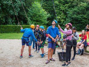 Campamento multiaventura de inglés para niños y jóvenes en Inglaterra 7