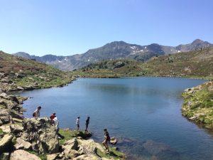 Campamento de verano en los Pirineos 11