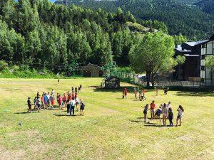 Campamento de verano en los Pirineos 17