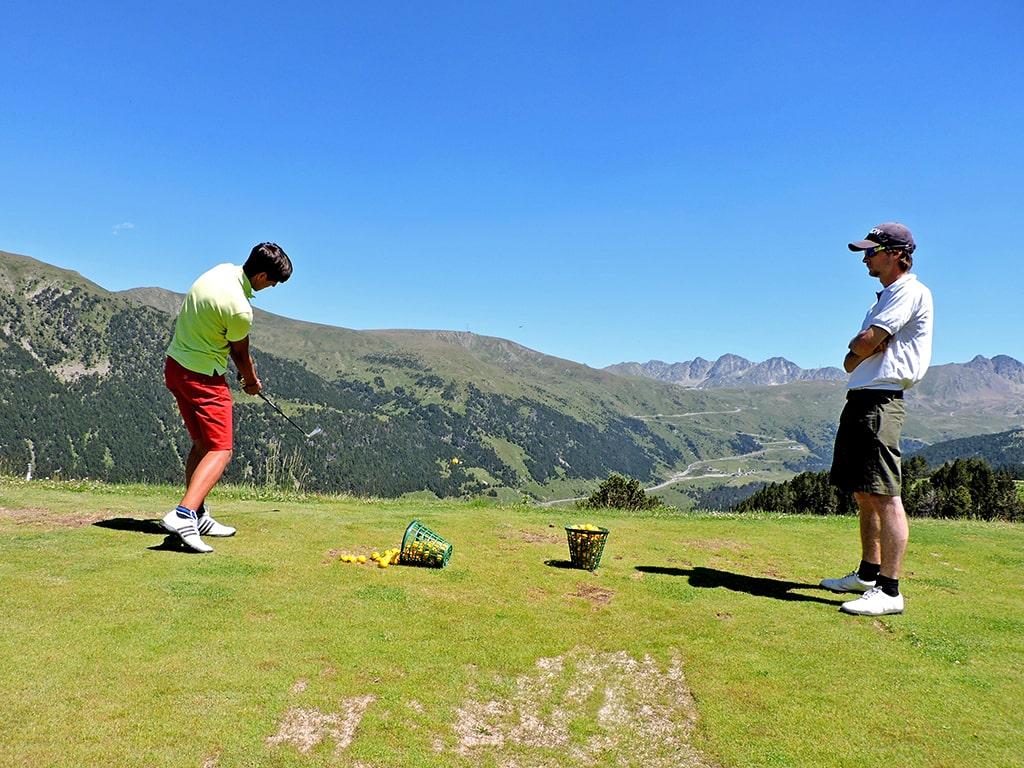 Campamento de verano en los Pirineos 4