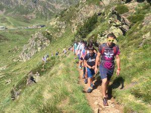 Campamento de verano en los Pirineos 9