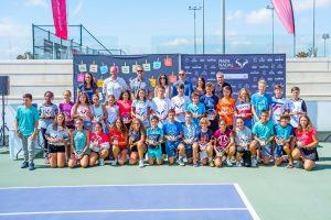Campamento de tenis e inglés Rafa Nadal 12