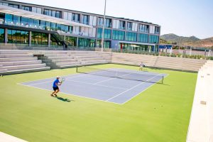 Campamento de tenis e inglés Rafa Nadal 13