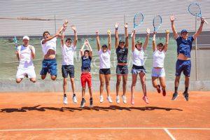 Campamento de tenis e inglés Rafa Nadal 14
