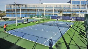 Campamento de tenis e inglés Rafa Nadal 16
