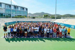Campamento de tenis e inglés Rafa Nadal 18