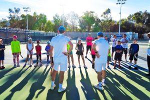 Campamento de tenis e inglés Rafa Nadal 4