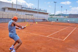 Campamento de tenis e inglés Rafa Nadal 5