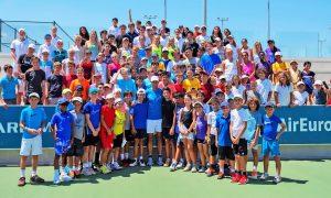 Campamento de tenis e inglés Rafa Nadal 7