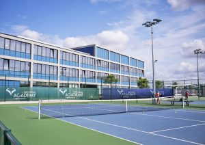 Campamento de tenis e inglés Rafa Nadal 8