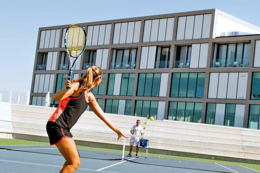 Campamento de tenis e inglés Rafa Nadal 9