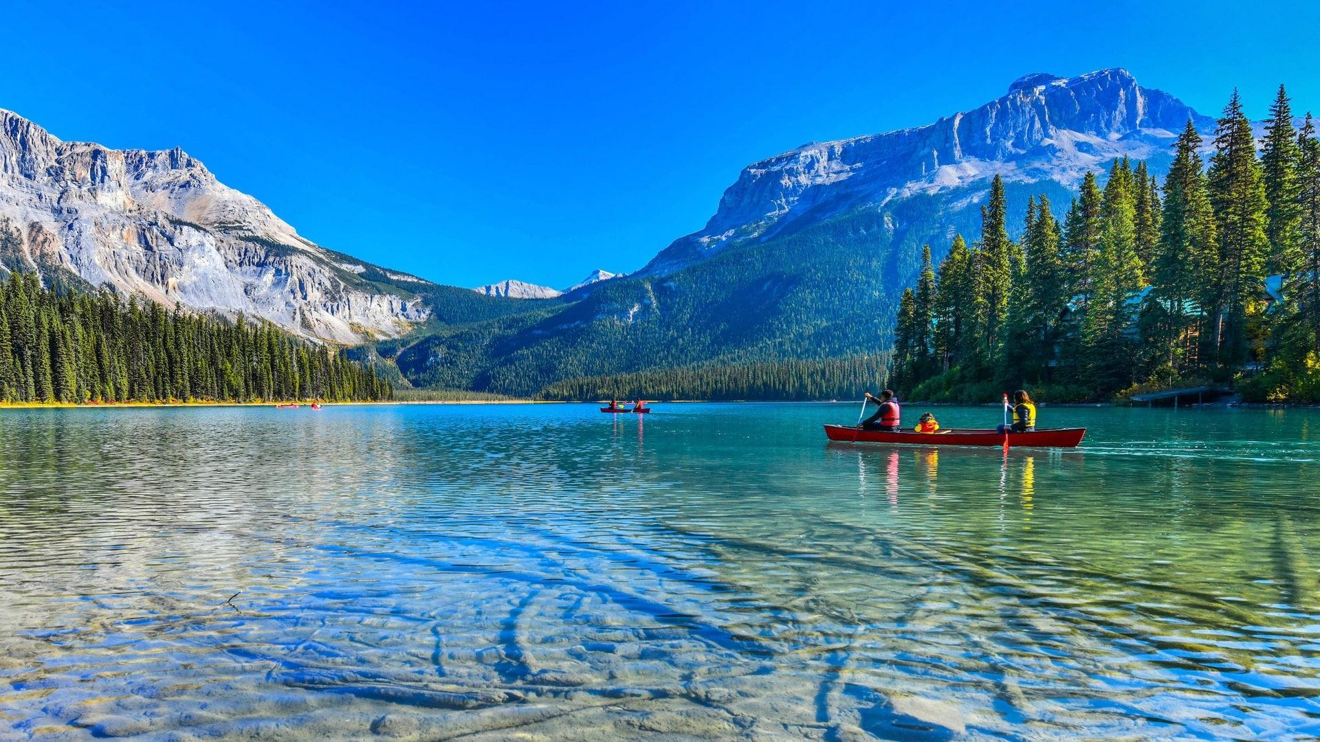 Campamentos de verano Canadá