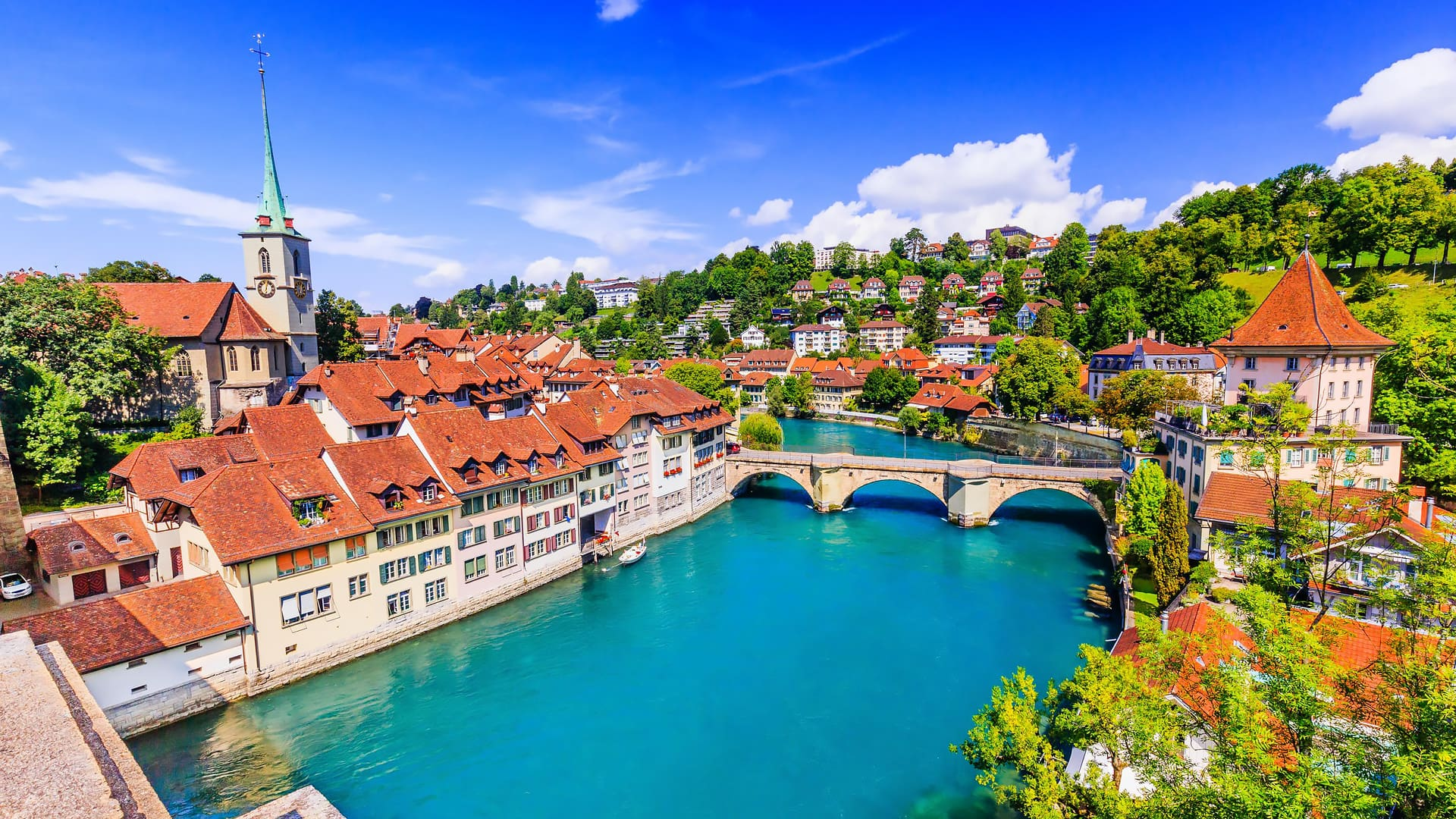 Campamentos de verano Suiza