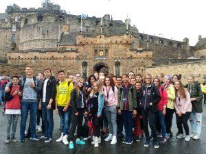 Curso de verano en Inglaterra y Escocia 1