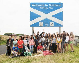 Curso de verano en Inglaterra y Escocia 9
