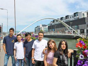 Curso de verano de inglés en Drogheda 1