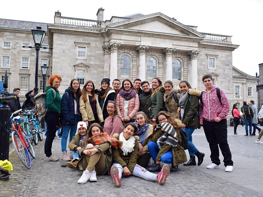 Curso de verano de inglés en Drogheda 12